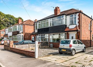 Thumbnail 3 bed semi-detached house for sale in Park View, Stockport
