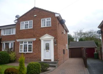Thumbnail 3 bed detached house to rent in St. Johns Croft, Wakefield