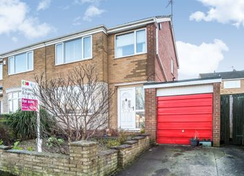 3 bed semi-detached house for sale in Barkston Close, Billingham TS22