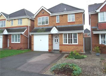 Thumbnail 3 bed detached house for sale in Pinglehill Way, Chellaston, Derby