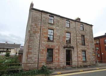 Thumbnail 3 bed flat for sale in Jamaica Street, Greenock