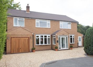 Thumbnail 4 bed detached house for sale in Le More, Four Oaks, Sutton Coldfield