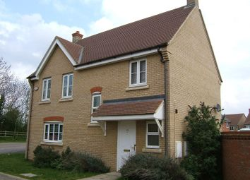 Thumbnail 4 bed property to rent in Restharrow Mead, Bicester