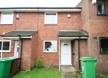Thumbnail 2 bedroom terraced house to rent in Glaramara Close, Nottingham