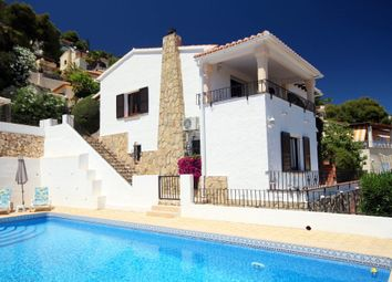 Thumbnail 3 bed villa for sale in Benissa, Alicante, Valencia, Spain