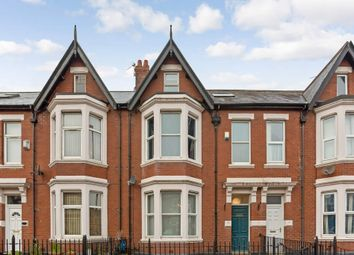 Thumbnail 4 bed terraced house for sale in Wingrove Road, Fenham, Newcastle Upon Tyne