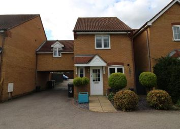 Thumbnail 3 bed semi-detached house to rent in Reservoir Close, Irthlingborough
