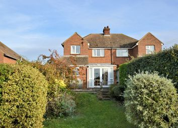 Thumbnail 3 bed semi-detached house to rent in Mill Hill, Brancaster, King's Lynn