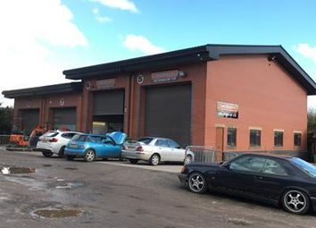 Thumbnail Warehouse to let in Kiln Way Industrial Estate, Swadlincote, Derbyshire