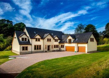 Thumbnail 7 bed detached house for sale in Woodend House, Mousebank Road, Lanark