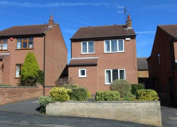 Thumbnail 3 bed detached house for sale in Harcourt Crescent, Nuthall, Nottingham