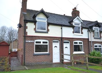 Thumbnail 2 bed terraced house for sale in New Row, Madeley Heath, Crewe