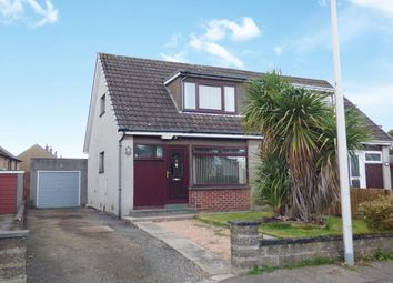 Thumbnail 3 bedroom semi-detached house for sale in Strachan Avenue, Douglas And Angus, Dundee, Angus (Forfarshire)