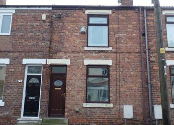 Thumbnail 2 bedroom terraced house to rent in Dene Terrace, Shotton