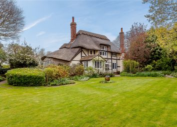 Thumbnail 4 bedroom detached house for sale in Offham, South Stoke, Arundel, West Sussex
