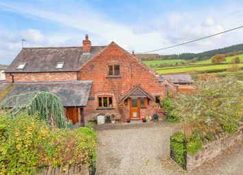 Thumbnail 3 bed detached house for sale in Aston-On-Clun, Craven Arms