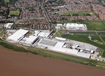 Thumbnail Land to let in Humber Enterprise Park, Saltgrounds Road, Brough, Yorkshire