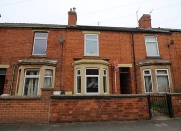 Thumbnail 3 bed town house to rent in Huntingtower Road, Grantham