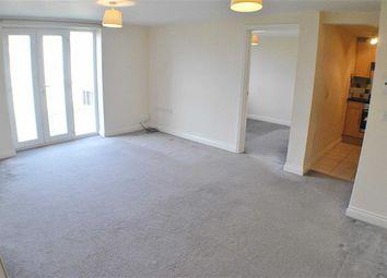 Thumbnail 2 bedroom flat to rent in Machin Road, Henbury, Bristol