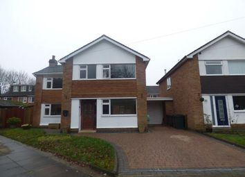 Thumbnail 4 bedroom link-detached house for sale in Aberdeen Close, Coventry, West Midlands