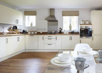 """Thumbnail 4 bed detached house for sale in """"Lincoln"""" at Squinter Pip Way, Bowbrook, Shrewsbury"""