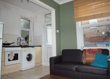 Thumbnail 3 bed flat to rent in Doverfield Road, London
