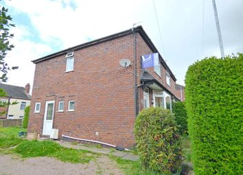 Thumbnail 2 bed semi-detached house to rent in Booth Street, Chesterton, Newcastle