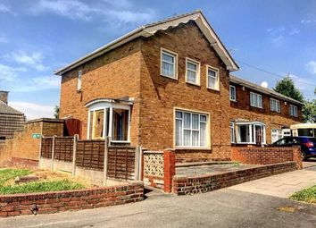 Thumbnail 3 bed end terrace house for sale in Ladbury Road, Walsall