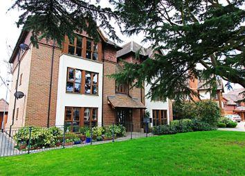 Thumbnail 2 bed flat for sale in Ashbourne Gardens, Hertford