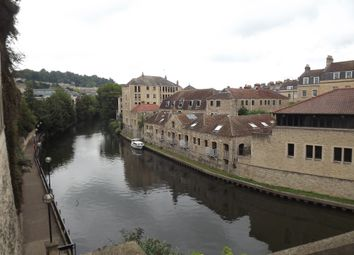 Thumbnail 3 bed flat to rent in Caxton Court, Grove Street, Bath