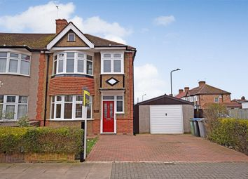 Thumbnail 3 bed end terrace house for sale in Elms Park Avenue, Wembley, Middlesex
