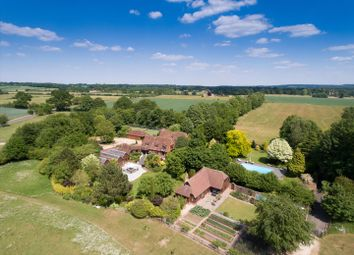 Thumbnail 5 bed detached house for sale in The Coach Road, West Tytherley, Hampshire