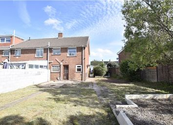 Thumbnail 2 bed end terrace house for sale in Marygold Leaze, Bristol