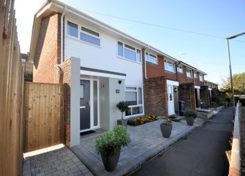 Thumbnail 3 bedroom end terrace house for sale in Manor Gardens, Godalming, Surrey