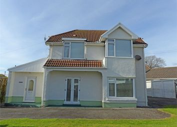 Thumbnail 4 bed detached house for sale in The Links, Pembrey, Burry Port, Carmarthenshire