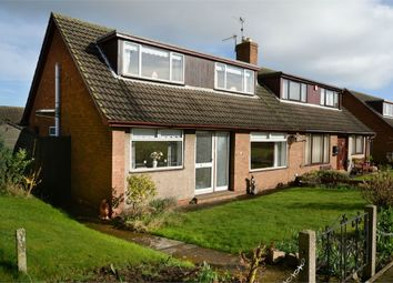Thumbnail 2 bed semi-detached bungalow for sale in Ivinson Road, Tweedmouth, Berwick-Upon-Tweed, Northumberland