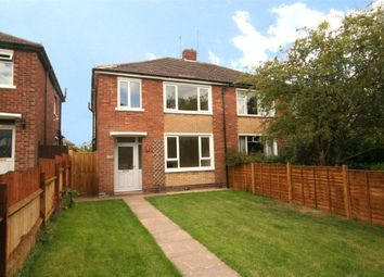 Thumbnail 3 bed semi-detached house to rent in Addison Road, Bilton, Rugby, Warwickshire
