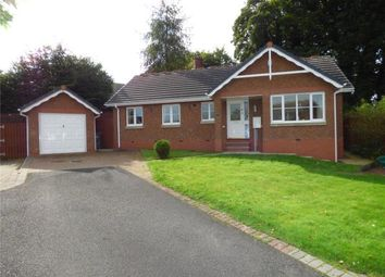 Thumbnail 3 bed detached bungalow for sale in Irthing Park, Brampton, Cumbria