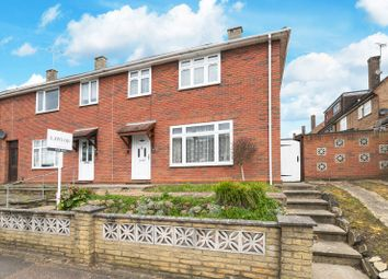Thumbnail 3 bed end terrace house for sale in Colson Road, Loughton, Essex