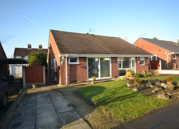 Thumbnail 2 bedroom semi-detached bungalow for sale in Esthwaite Drive, Astley, Tyldesley, Manchester