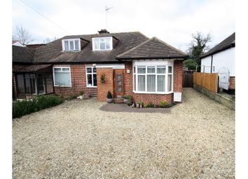 Thumbnail 4 bed bungalow for sale in Hillside Road, Northwood