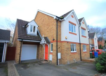 Thumbnail 3 bed semi-detached house for sale in Coleman Drive, Kemsley, Sittingbourne