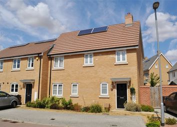 Thumbnail 2 bed end terrace house for sale in Cowlin Mead, Chelmsford, Essex