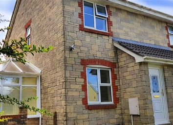 Thumbnail 2 bed semi-detached house for sale in Heol Waun Wen, Llangyfelach, Swansea