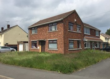 Thumbnail 3 bed semi-detached house for sale in Knole Road, Billingham
