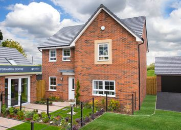 "Thumbnail 4 bed detached house for sale in ""Radleigh"" at Barff Lane, Brayton, Selby"