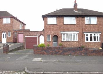 Thumbnail 3 bedroom semi-detached house for sale in Homemead Avenue, Near Abbey Lane, Leicester