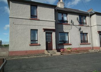Thumbnail 2 bed flat for sale in Northfield Terrace, Duns