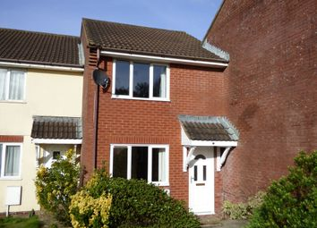 Thumbnail 2 bed terraced house to rent in Fox Close, Okehampton