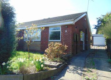 Thumbnail 2 bed semi-detached bungalow to rent in Silverstone Avenue, Cudworth, Barnsley